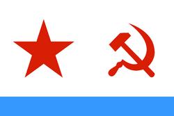 Soviet Navy Ensign 1