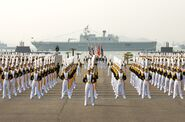 ROK Navy Midshipmen