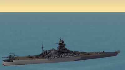 Hiei-Class Superheavy Cruiser