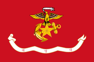 Republic of Korea Marines Flag 1
