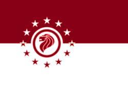 Flag of Neo Singapore