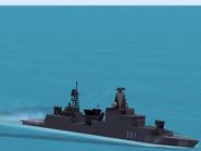 Typ 123 Brandenburg-class frigate