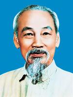 Hồ Chí Minh portrait 1