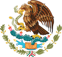 Mexican Coat of Arms 1