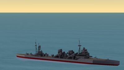 Hatsuharu-class Destroyer
