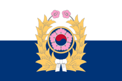Republic of Korea Army Flag 1