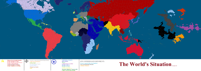 World's Situation 4.29