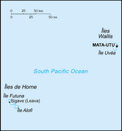 Wallis and Futuna-CIA WFB Map