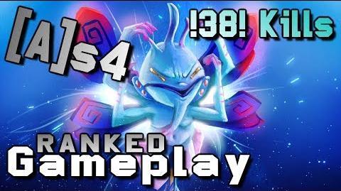 A S4 Puck Ranked MMR Dota 2 38 Kills-0