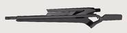 M2077 anti-material rifle