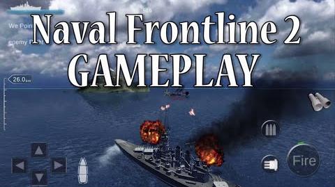 Naval Frontline 1.7 Update Gameplay