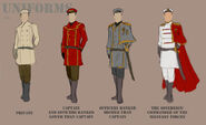 Royal Navy Uniforms (Male)