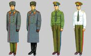 Sviatoslav Uniforms 1