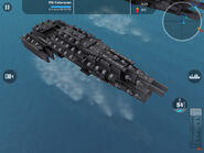 Yevata capital ship