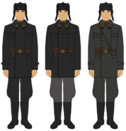 Sviatoslav Uniforms 7