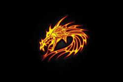 Dragon emblem by iceteaedwin-d41w01t