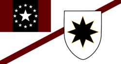 CIS Armed Forces Flag