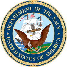 US Navy Ensign