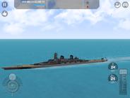 USS Minnesota BB-75 Refit