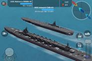 USS Intrepid CVN-89