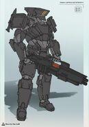 Titan Mk 2 Armor