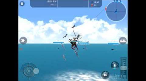 Battleship Craft Flying Ship-0