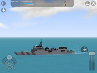 Type-052D Destroyer