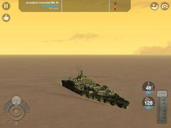 Leviathan ironclad Mk XI