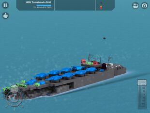 USS Tormentor