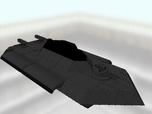 DSPF STEALTH BOAT