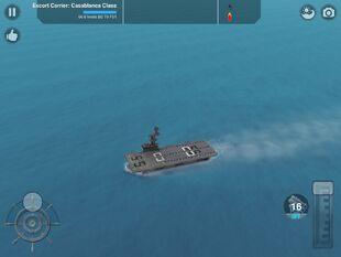 Escort Carrier: Casablanca Class