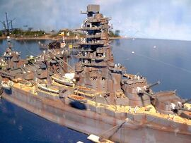 Model Warship