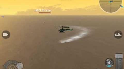 Battleship Craft Build Flying Craft