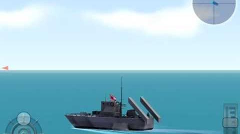 "Battleship Craft - hydrofoil JMSDF PG""1""Class"