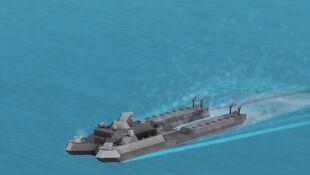 Phantom-Class Destroyer