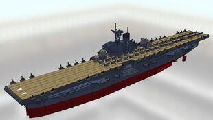 USS Essex CV-9 Orig