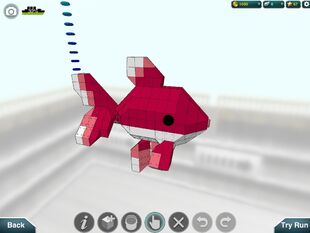 Fish Sub Cute