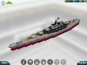 Battleship ShinWei Chiou