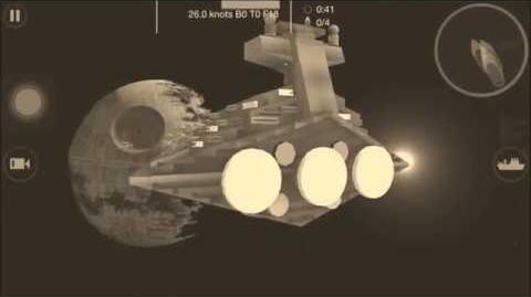 Battleship Craft Star War MOD