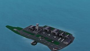 Fort Zancudo Water