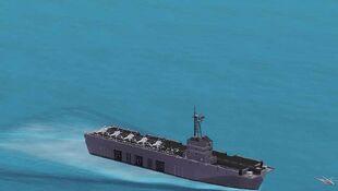 Mistral Class Carrier on test Run.jpeg