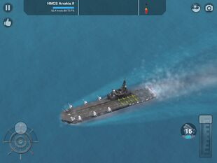 HMCS Arrakis II