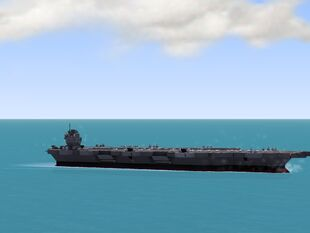 Gerald R. Ford-Class Aircraft Carrier