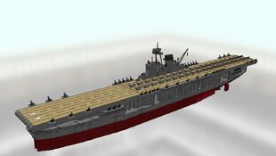 USS Wasp CV-7 2