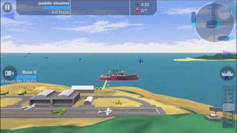 Battleship Craft Hansa MOD