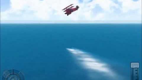 Battleship Craft Flying Battleship