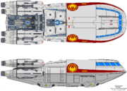 Colonial Shuttle MkII