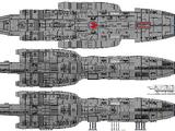 Hermes Class Gunstar