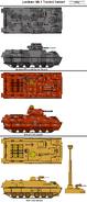 Colonial Landram Mk II (Tracked)
