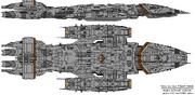Battlestar Freyja